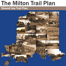Milton Trail Plan Report cover