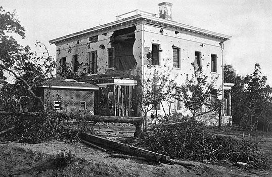 Ephraim G. Ponder House (1857), Atlanta, Georgia
