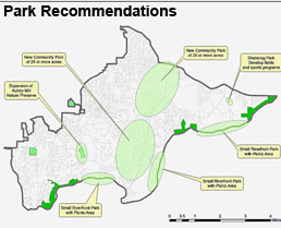 Johns Creek Park Recommendations