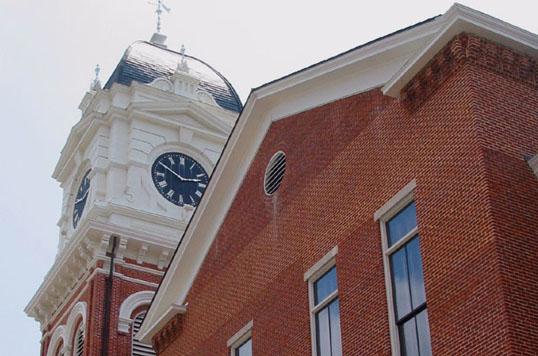 Newton County Courthouse, Covington, GA
